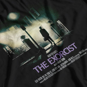 The Exorcist Movie Poster Inspired T-Shirt - Postees