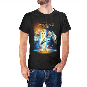 The Never Ending Story Movie Poster Style Adult and Kids T-Shirt
