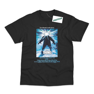 The Thing Movie Poster Inspired T-shirt - Postees