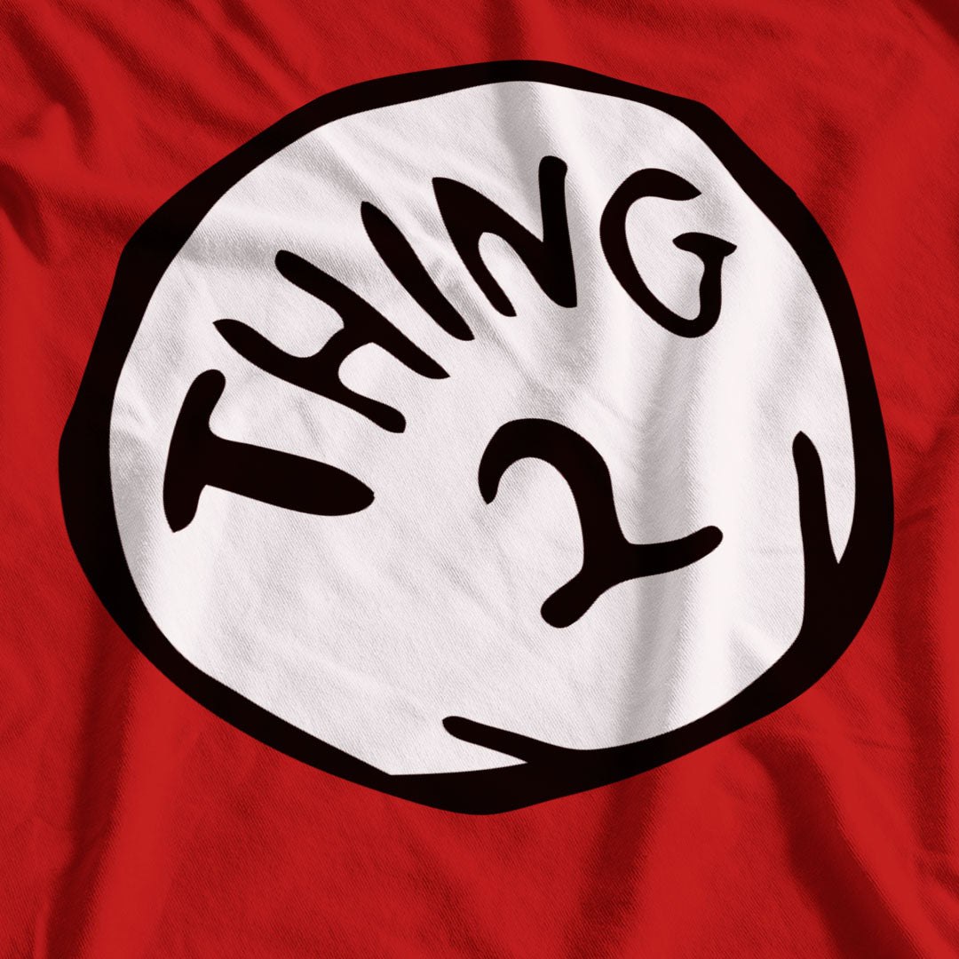 Thing 2 Kids Book Day T-Shirt