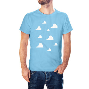 Toy Story Inspired Cloud T-Shirt - PosteesUK