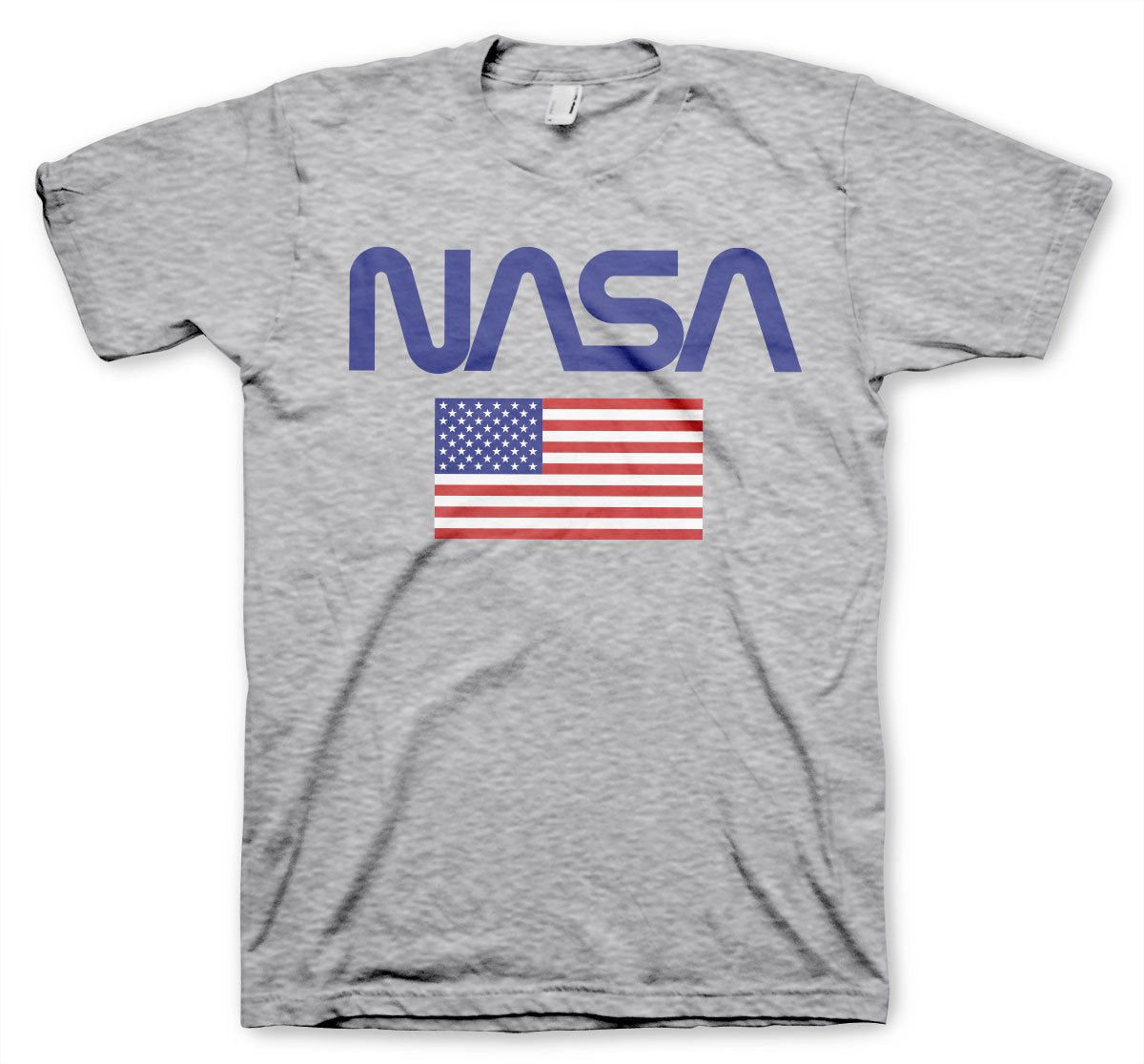 NASA Old Glory T-Shirt - Postees