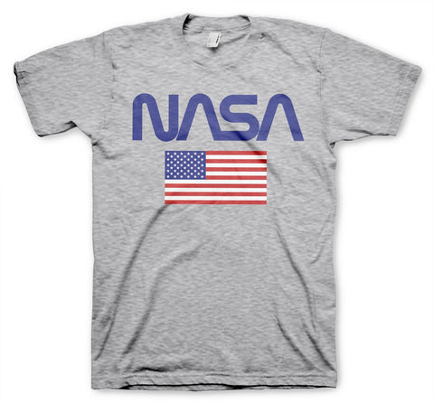 NASA- Old Glory T-Shirt