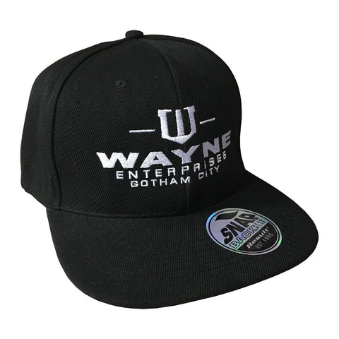 Batman Inspired Wayne Enterprises Snapback Cap