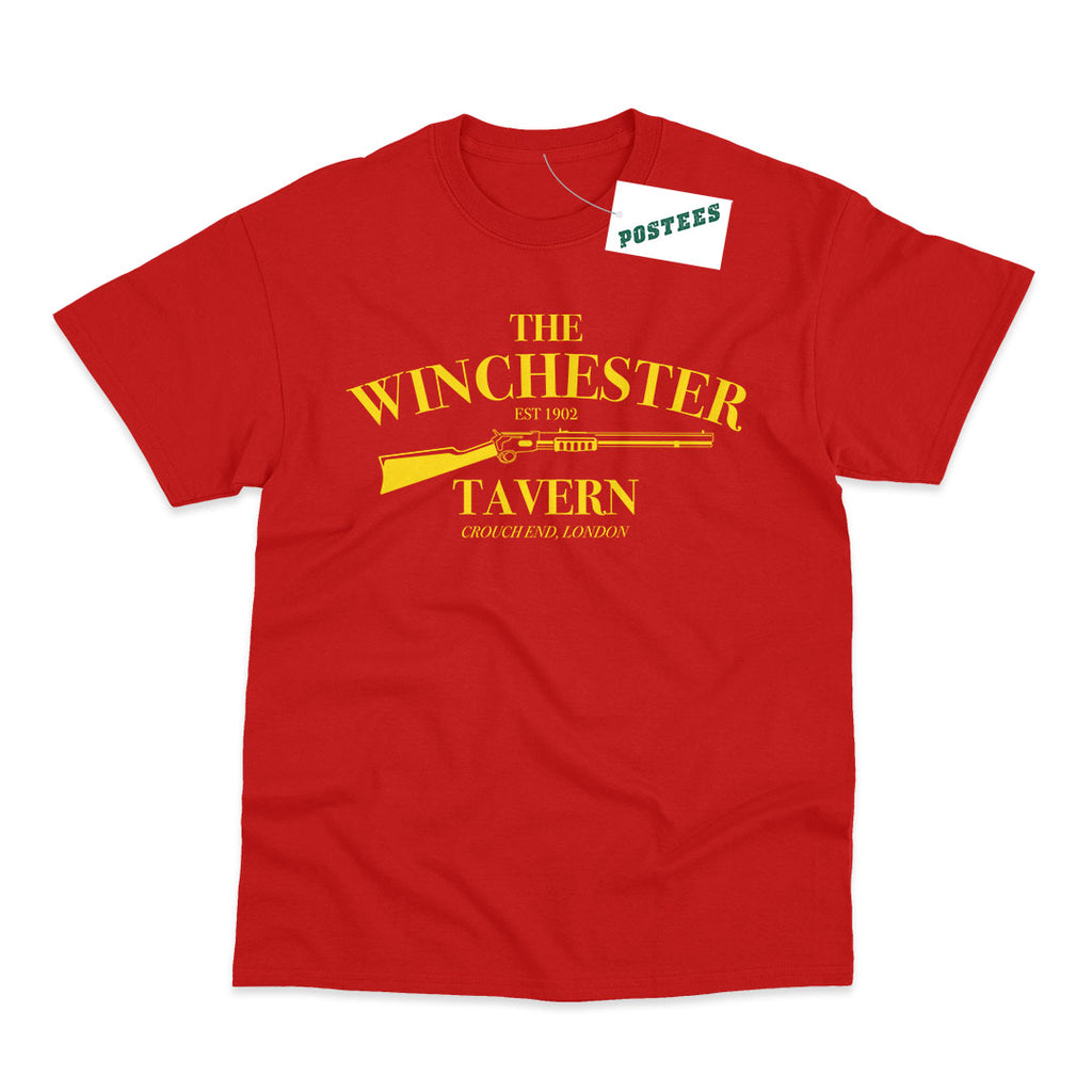 Shaun Of The Dead Inspired Winchester Tavern T-Shirt