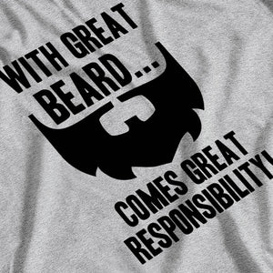 With Great Beard T-Shirt