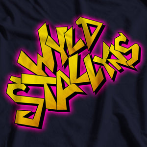 Bill & Ted Inspired Wyld Stallyns Band Logo T-Shirt - Postees