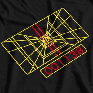 Star Wars Inspired X Wing Targeting Computer T-Shirt