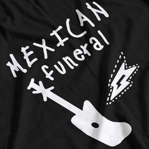 Dirk Gently's Holistic Detective Agency Inspired Mexican Funeral Band T-Shirt