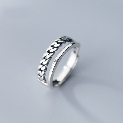 Doble anillo Curb