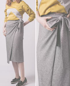 Tierra Wrap Skirt | Pattern