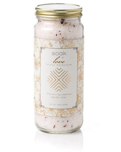 Soak in Love - Bath Salt Soak