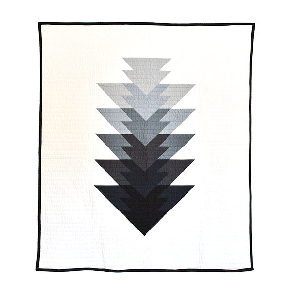 The Arrowhead Quilt | Pattern