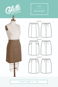 Selene No 1035 | Pattern
