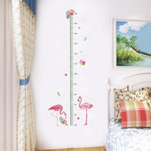 Load image into Gallery viewer, Flamingo wall decal