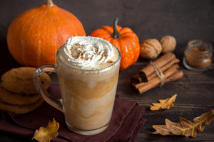 Seasonal Flavour Pumpkin Spice Coffee