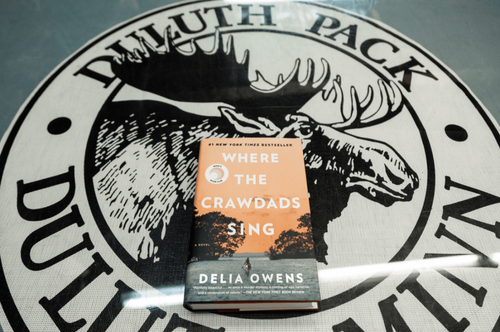 Chapter Chats: Where The Crawdads Sing Check-In | Duluth Pack