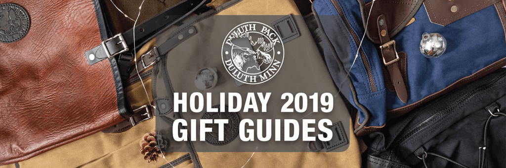 Gift Guides for The Entrepreneur, The Adventurer, The Host, and The Couple | Duluth Pack