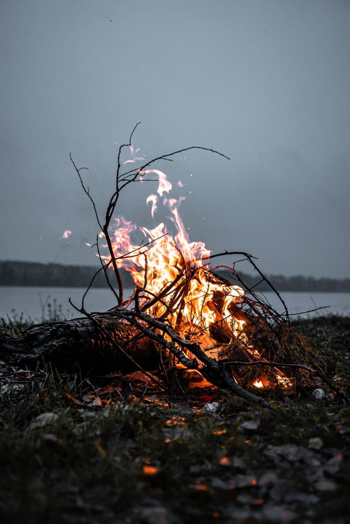 How To Build A Fire Without Matches | Duluth Pack