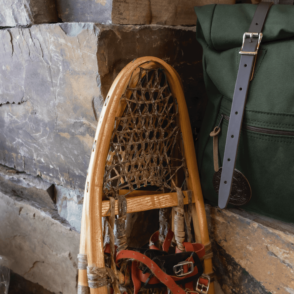 How To Craft Your Own Snowshoes | Duluth Pack