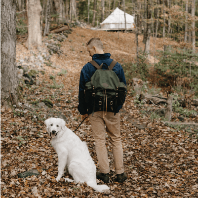 Made in the USA Dog Gear - For Your Loyal Companion | Duluth Pack