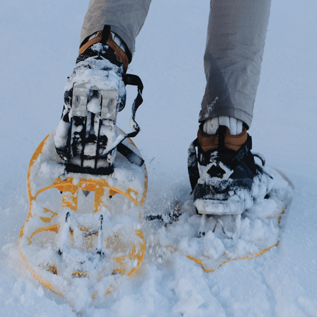 The History of Snowshoeing | Duluth Pack