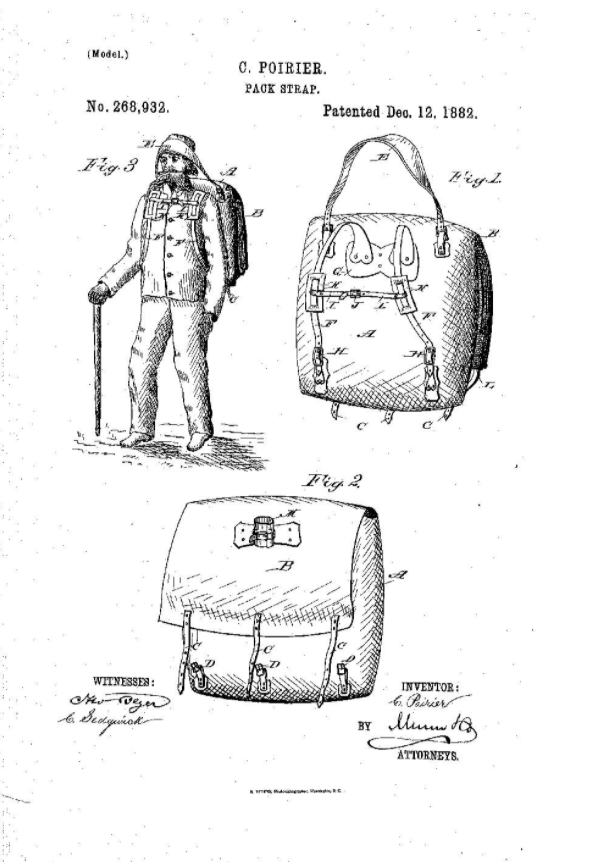 The History Of The Tumpline | Duluth Pack