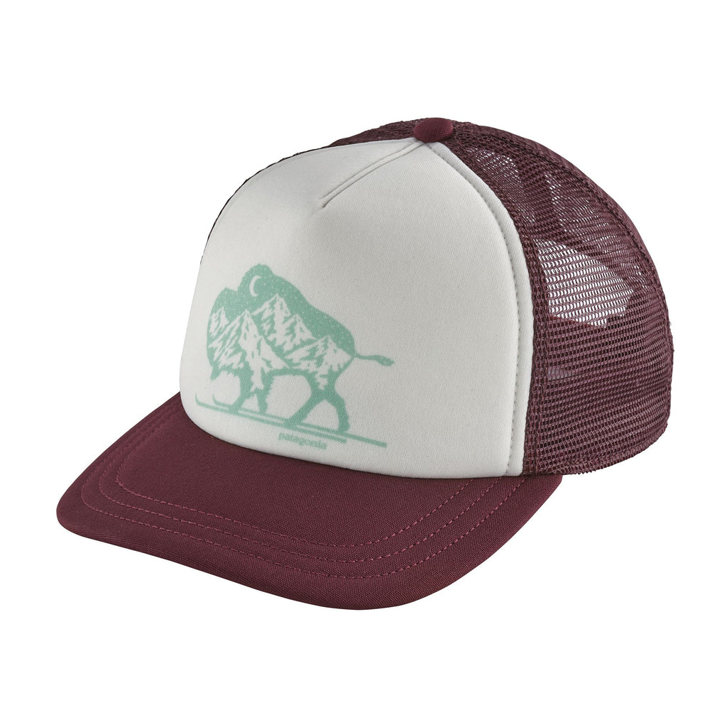Patagonia Women's Nordic Bison Interstate Hat