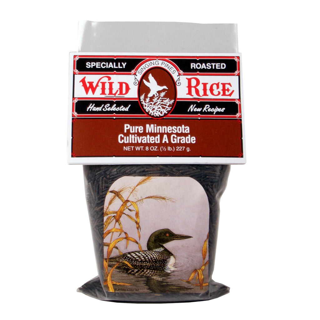 Wild Rice- Pure Minnesota Cultivated A Grade