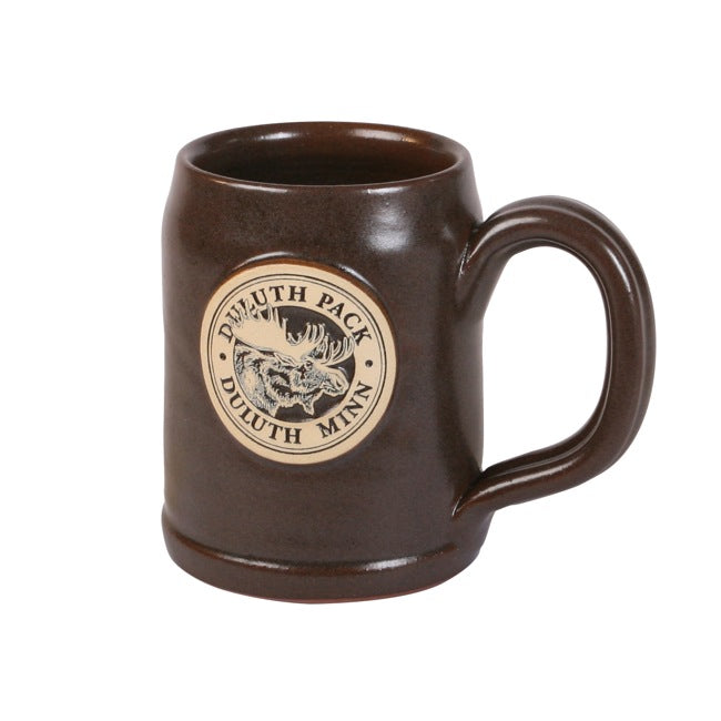 German Tankard Pottery Brown - Deneen Pottery