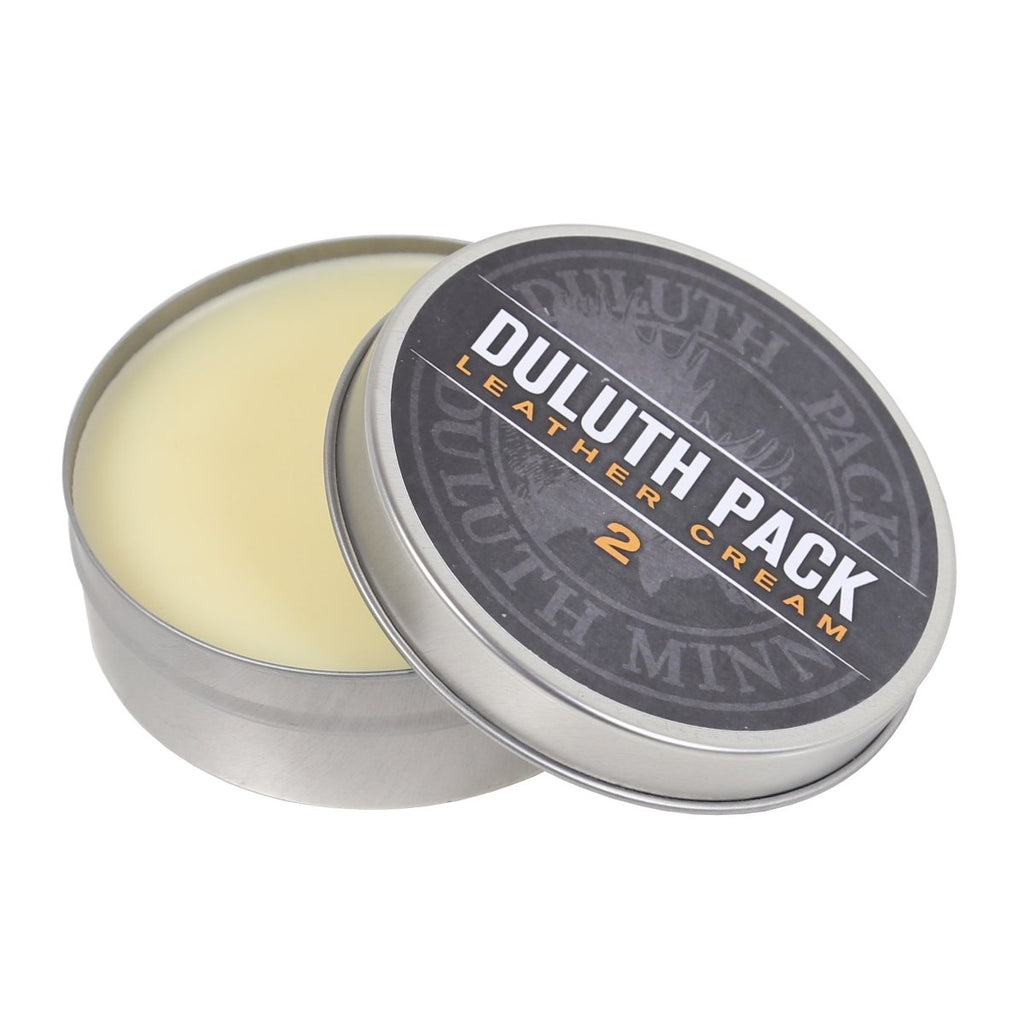 4oz Leather Cream Care Products  - Duluth Pack