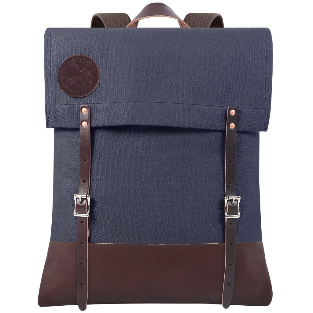 #51 Deluxe - 34L - FINAL SALE Canoe Pack Navy - Duluth Pack