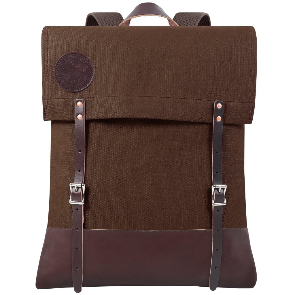#51 Deluxe - 34L - FINAL SALE Canoe Pack Brown - Duluth Pack