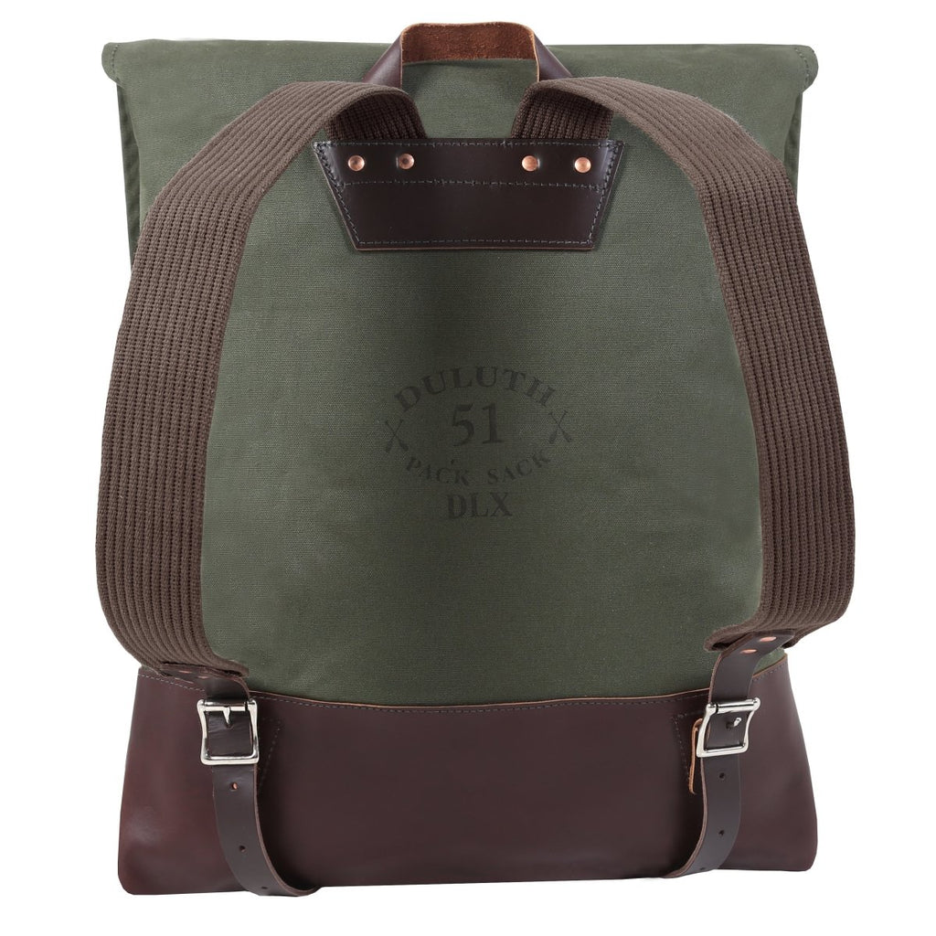 #51 Deluxe - 34L - FINAL SALE Canoe Pack  - Duluth Pack