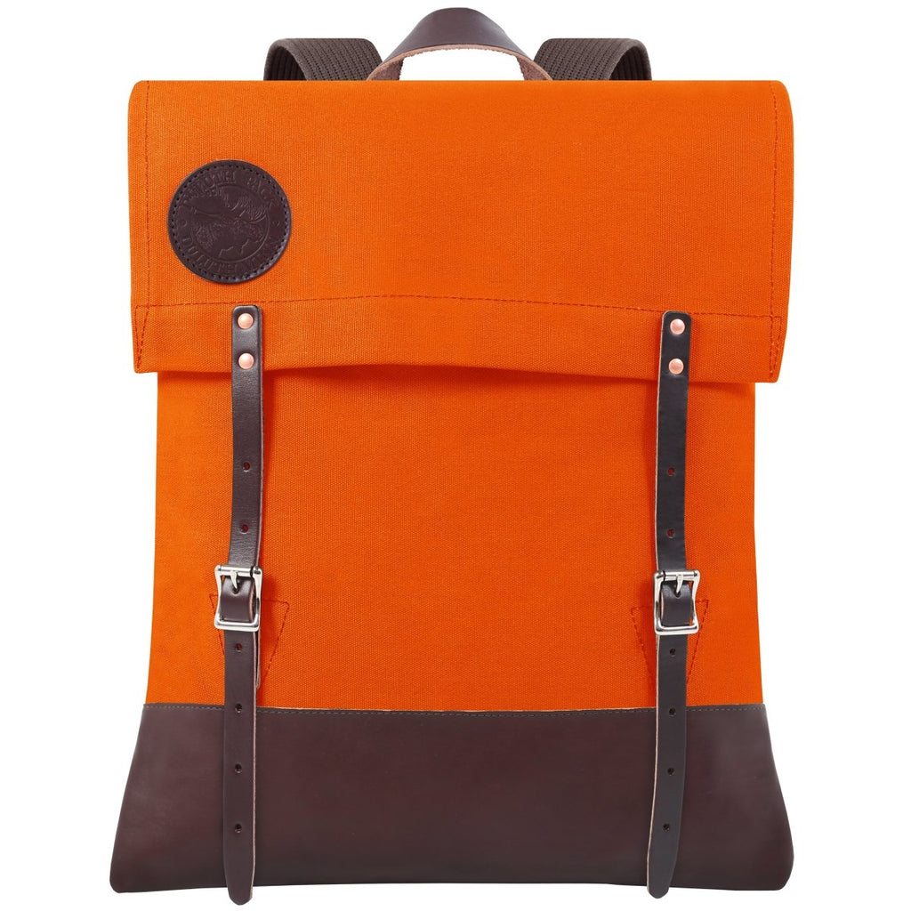 #51 Deluxe - 34L - FINAL SALE Canoe Pack Hunters Orange - Duluth Pack