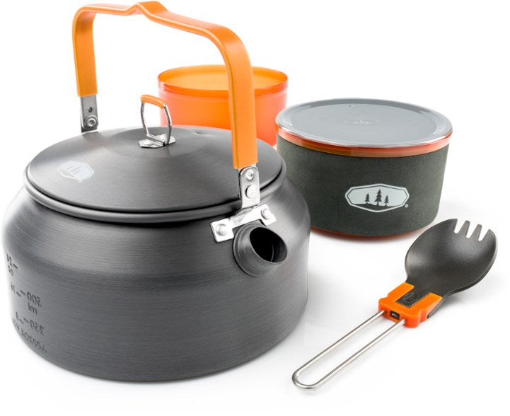 GSI Outdoors Halulite Ketalist II Cookset Cookware  - GSI Outdoors
