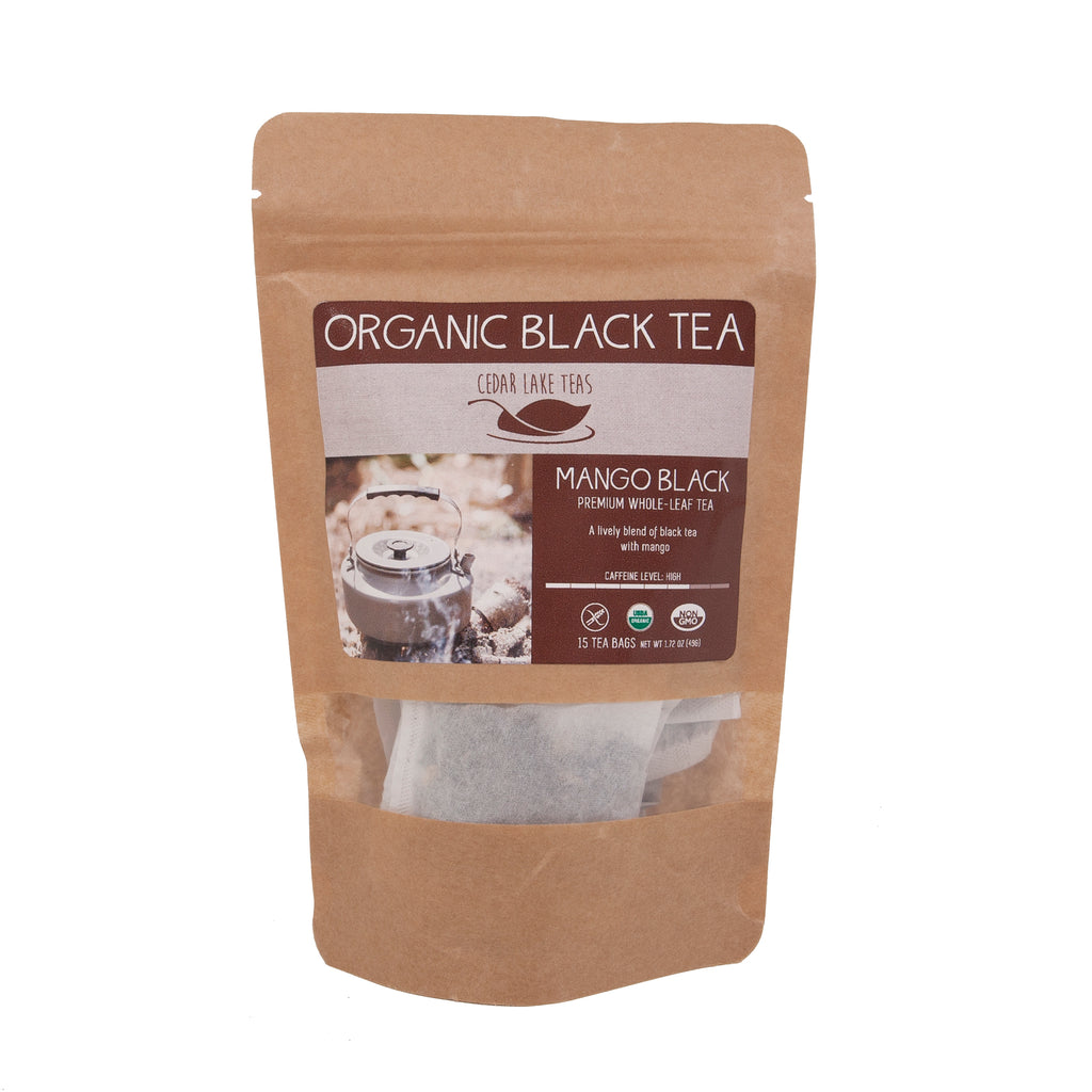Mango Black Tea