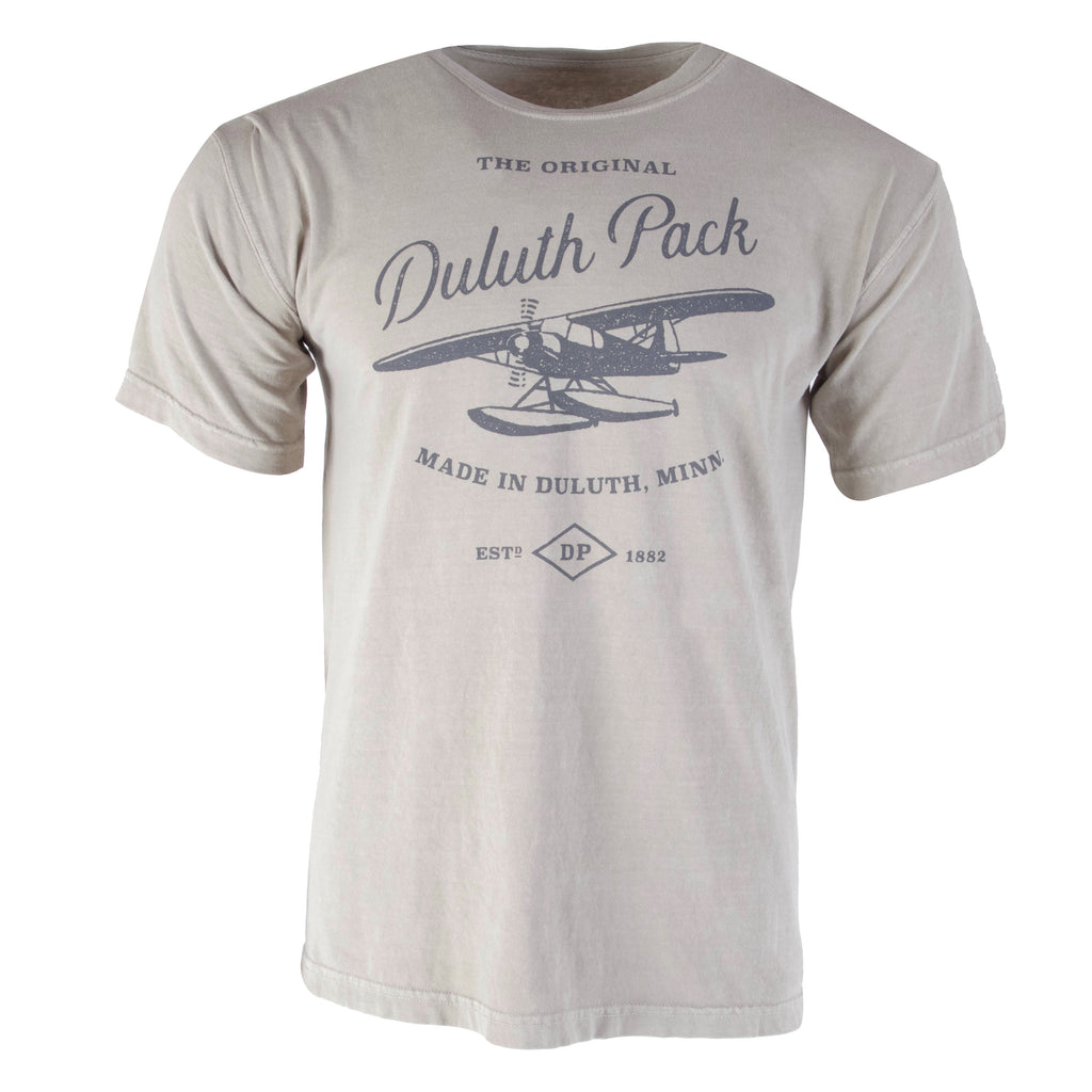 Men's The Original T-shirt Apparel Small / Sand - Duluth Pack Apparel