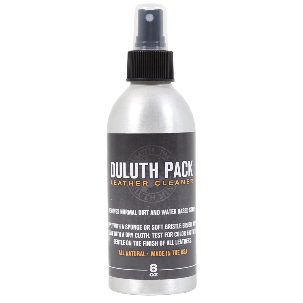8oz Leather Cleaner Care Products  - Duluth Pack