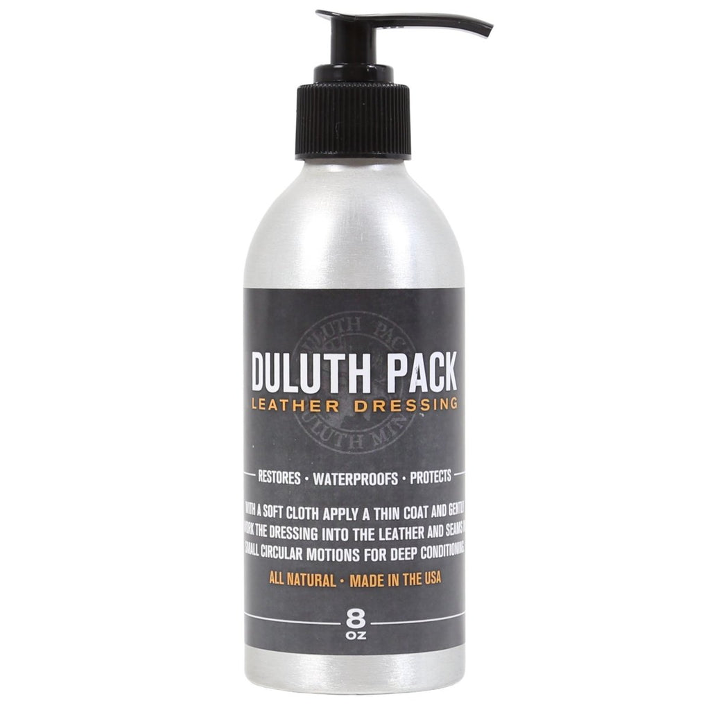 8oz Leather Dressing Care Products  - Duluth Pack