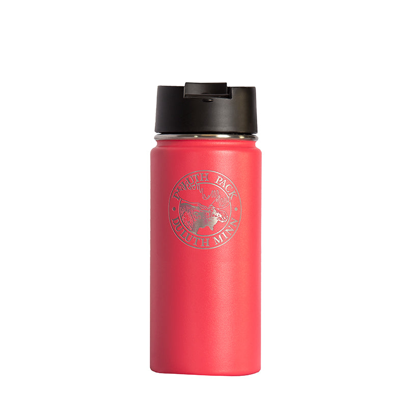 16oz Logo Water Bottle Water Bottle Watermelon - Hydro Flask