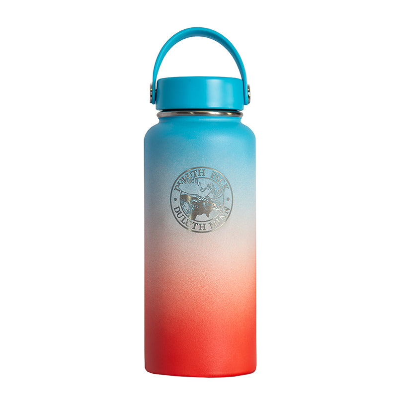 32oz Water Bottle Water Bottle Blue Hawaii - Hydro Flask