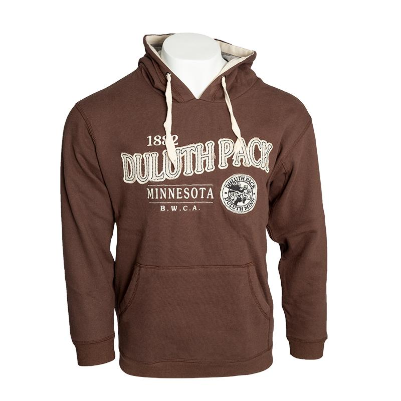 BWCA Hoodie Apparel Brown / Small - Duluth Pack Apparel