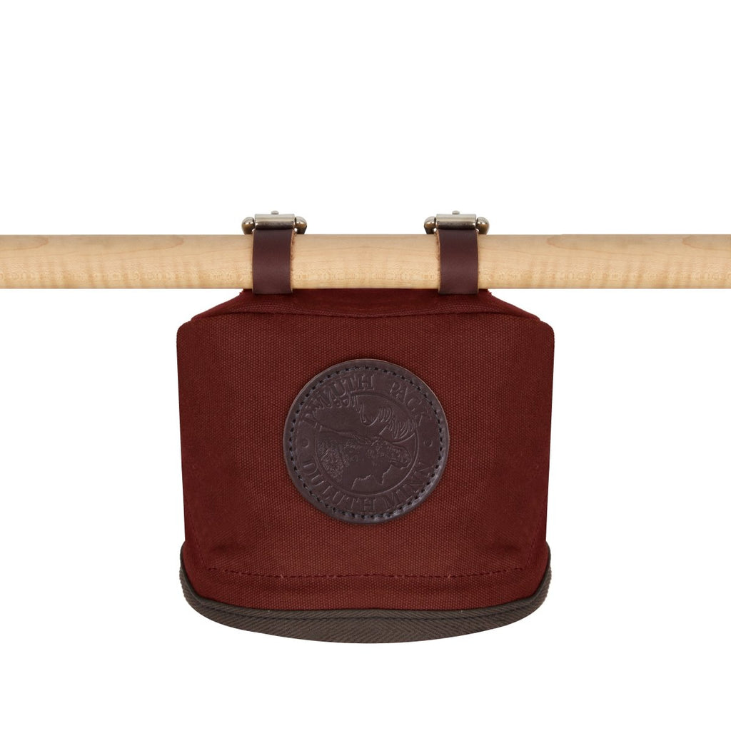 Canoe Bow Bag Canoe Accessories Burgundy - Duluth Pack - Made to Order