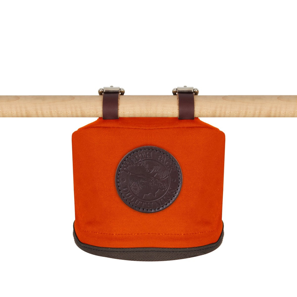 Canoe Bow Bag Canoe Accessories Hunters Orange - Duluth Pack - Made to Order