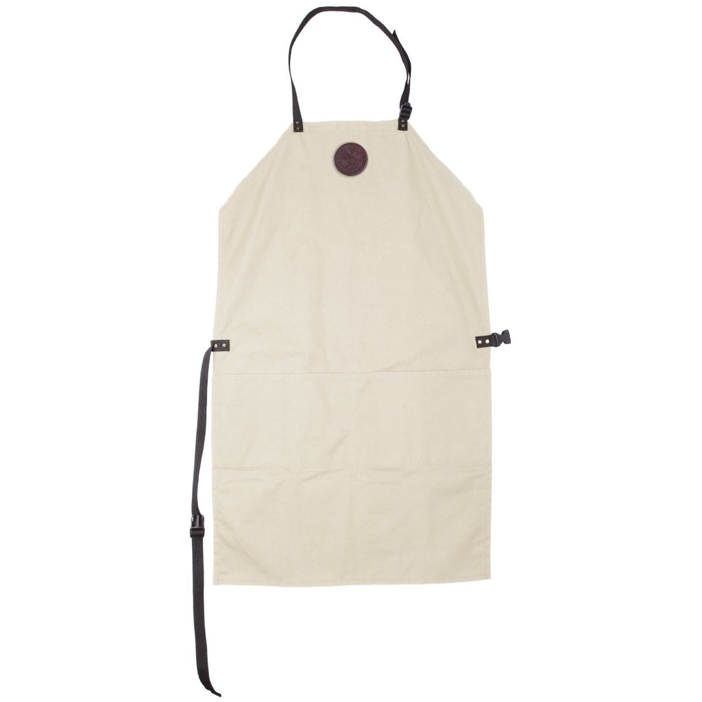 Canvas Apron Cabin Items Natural / Long - Duluth Pack