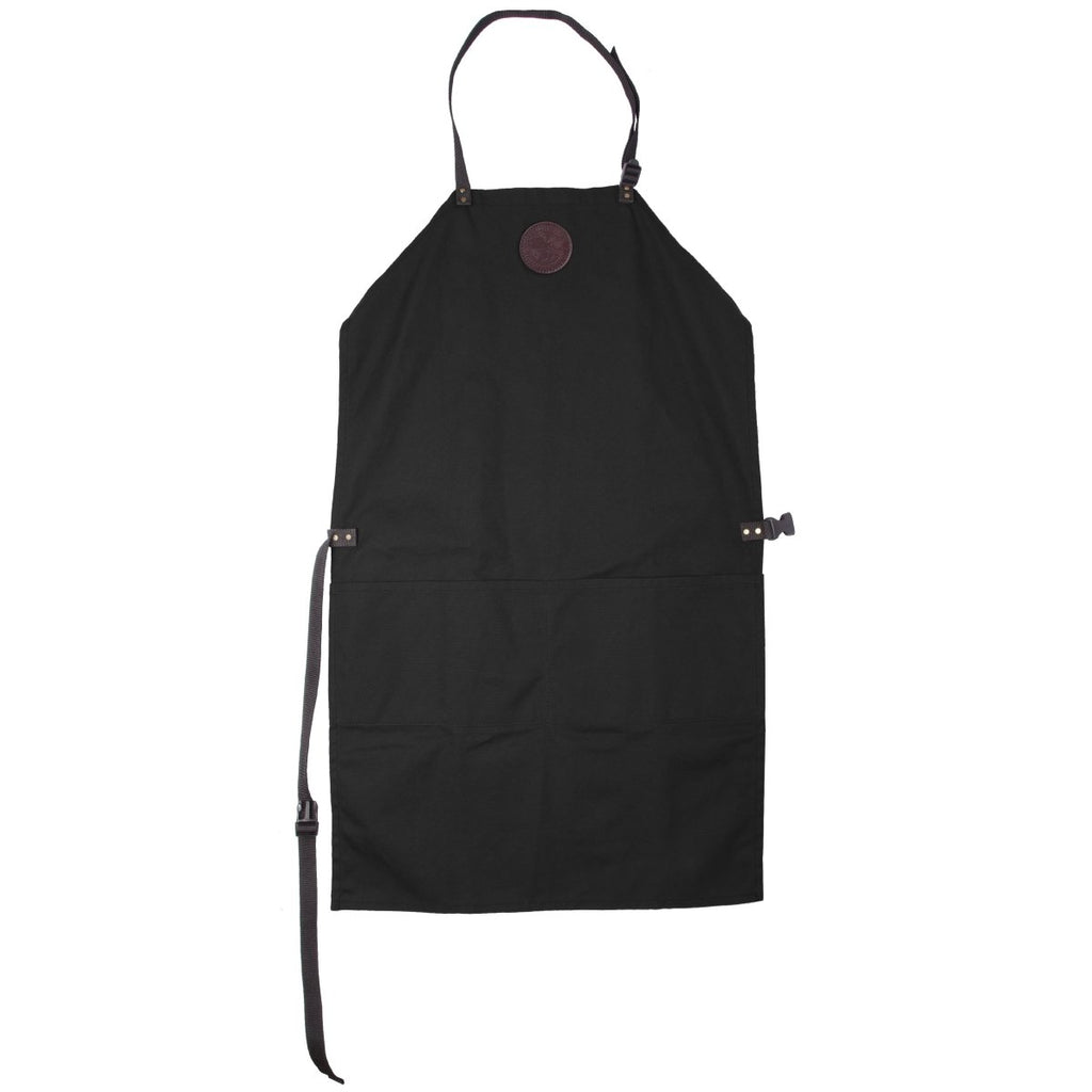 Canvas Apron Cabin Items Black / Long - Duluth Pack