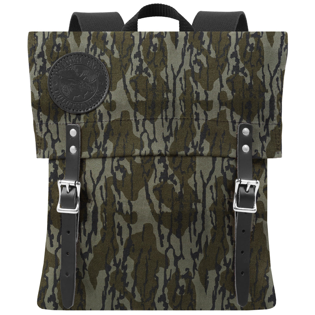 Child's Pack - Envelope Style Day Pack Mossy Oak Bottomland / Envelope - Duluth Pack