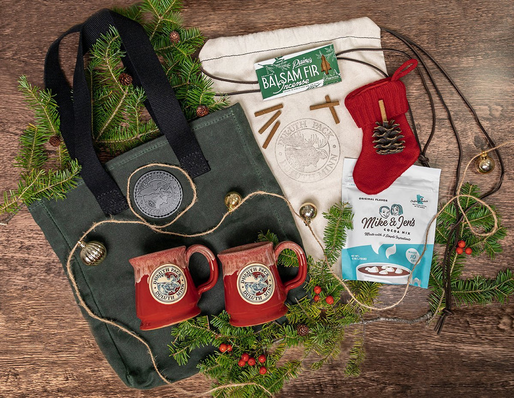 Christmas At The Cabin Gift Bundle - $100 Bundle  - Duluth Pack Apparel