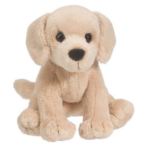 Cuddle Toys Butter Yellow Lab Activity  - Douglas